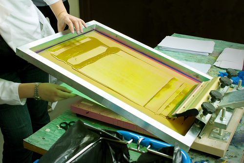 screen printing in Anderson CA